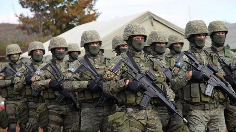 Kosova nuk tërhiqet nga formimi i ushtrisë