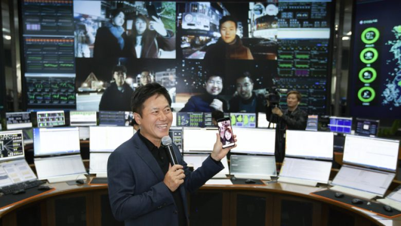 Kompania koreane realizoi video-thirrjen e parë 5G, përmes një telefoni Samsung