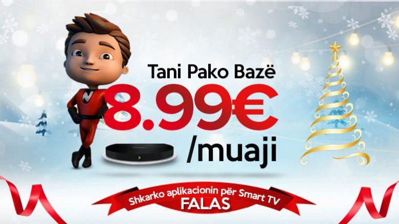 NimiTV tani vetëm 8.99 euro në muaj