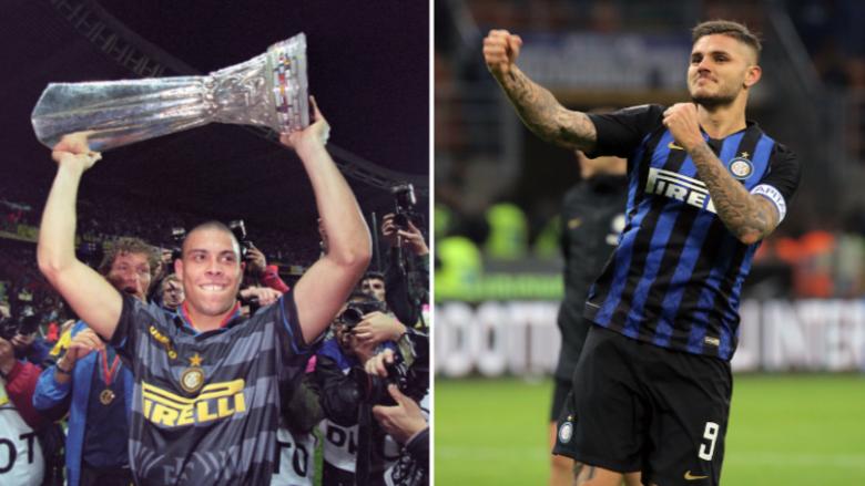 Icardi dhe Ronaldo me mesatare të njëjtë golash te Interi
