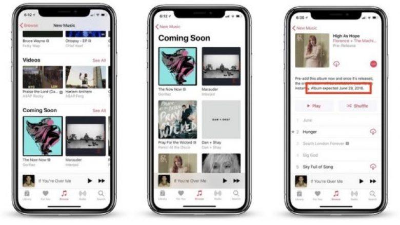 Apple Music tani ka mbi 56 milionë abonues