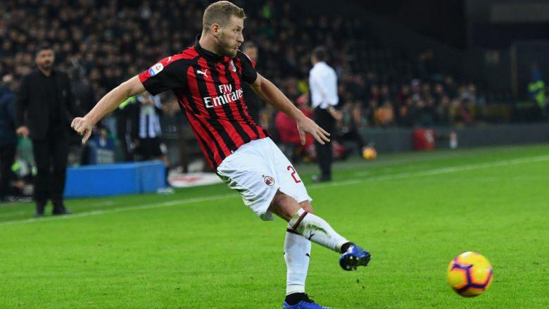 Milani i ofron rinovimin e kontratës Abates