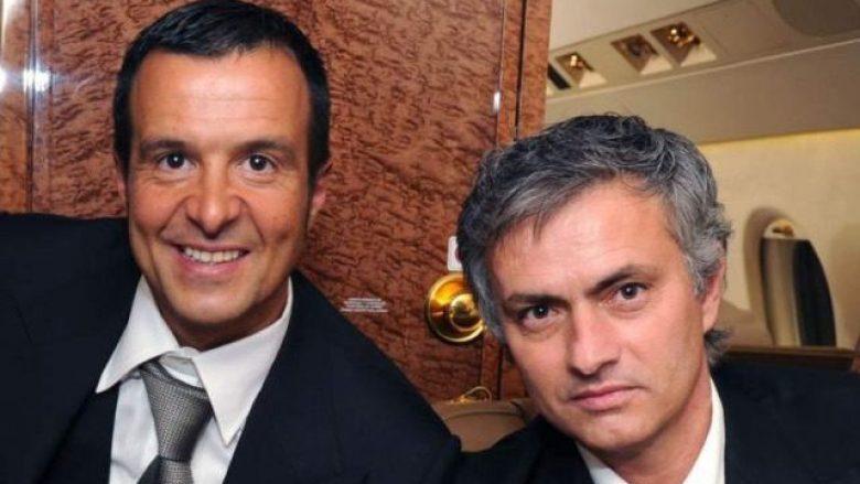 Agjenti Jorge Mendes: Jose Mourinho është i lumtur te Manchester Unitedi, fjalët tjera janë thashetheme