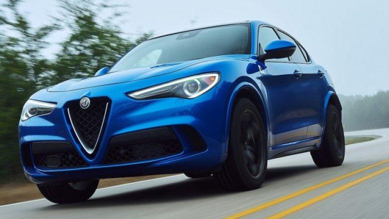 SUV i ri i Alfa do të përdorë platformën mekanike të FIAT-it?