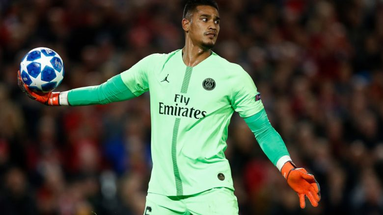 Alphonse Areola (Foto: Julian Finney/Getty Images/Guliver)