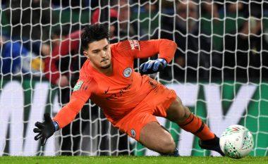 Me Muriqin në portë, City fiton ndaj Leicesterit pas penalltive