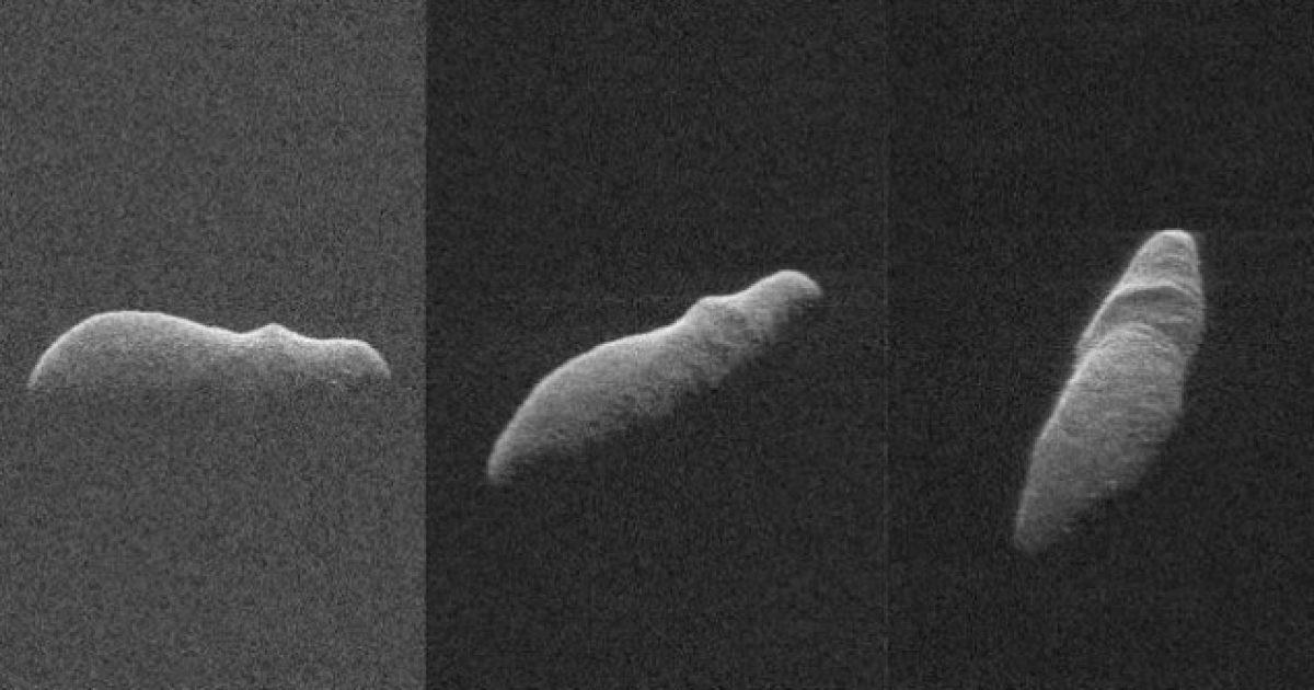 Asteroidi i Krishtlindjes më afër nga 400 vjetët e fundit