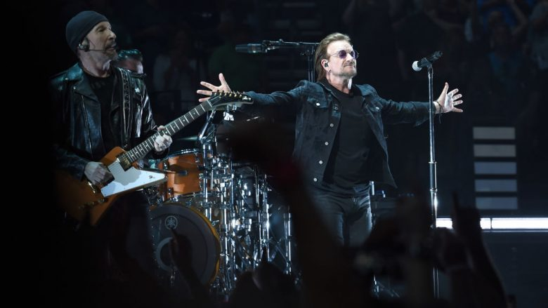 The Edge dhe Bono (Foto Jason Kempin/Getty Images/Guliver)