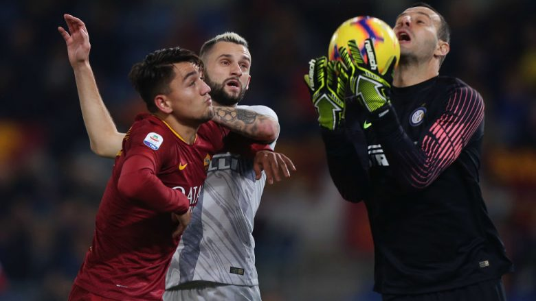 Roma dhe Inter u ndanë pa fitues (Foto: Paolo Bruno/Getty Images/Guliver)