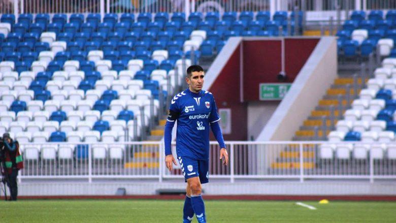 Armend Dallku (Foto: FC Prishtina)