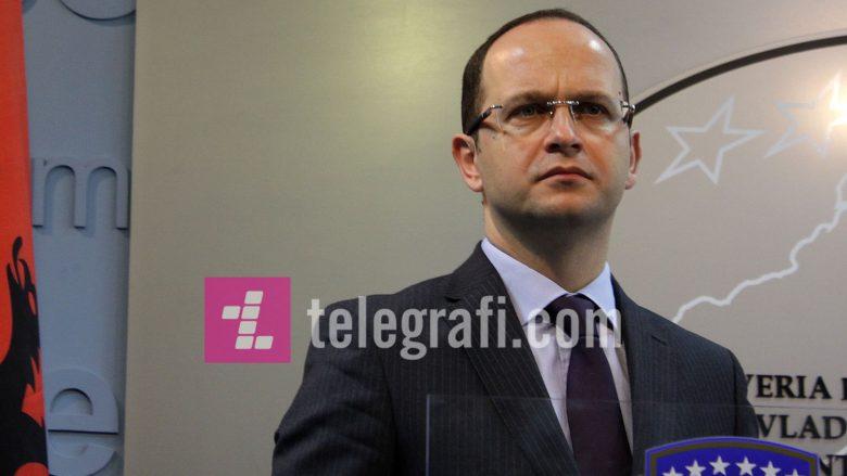 Bushati: Kontributi i partive shqiptare edhe një herë u tregua faktor vendimtar