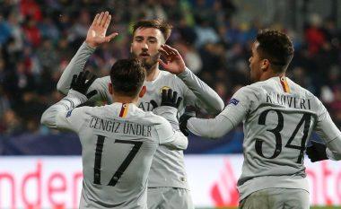 Plzen 2-1 Roma: Notat e lojtarëve, Underi më i miri te romakët