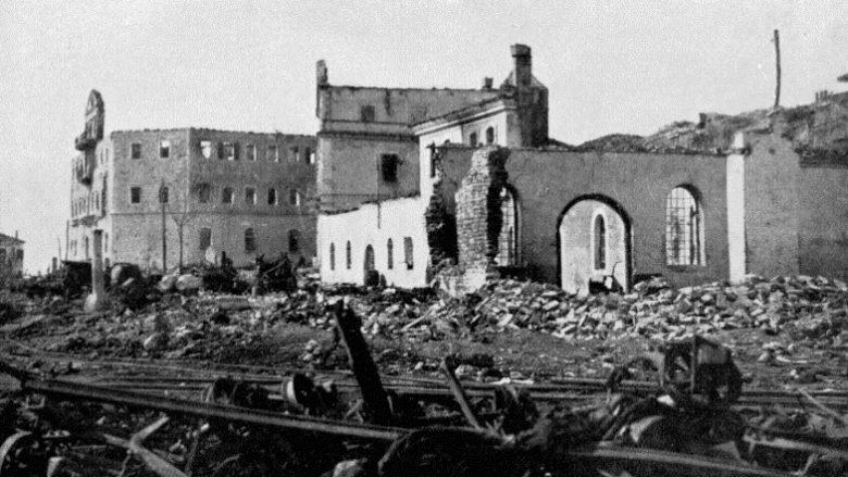 Bombardimi i Durrësit në tetor 1918
