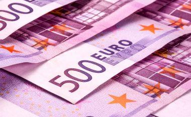 Lamtumirë monedha 500 euroshe