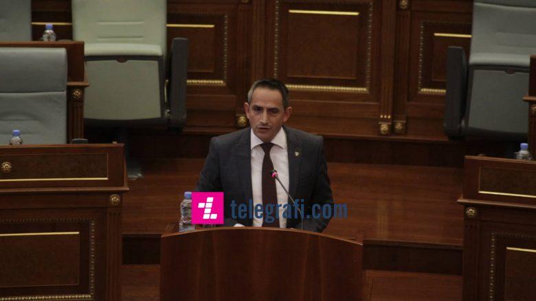 """Matoshi: 1.2 milion euro janë grante për komunat, jo për """"Ta pastrojmë Kosovën"""""""