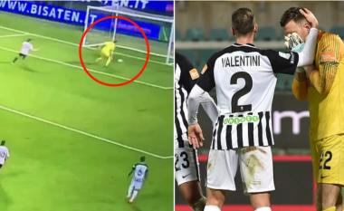 Kur driblimi shkon huq, portieri i Ascolit shënon njërin nga autogolat më qesharak në histori të futbollit