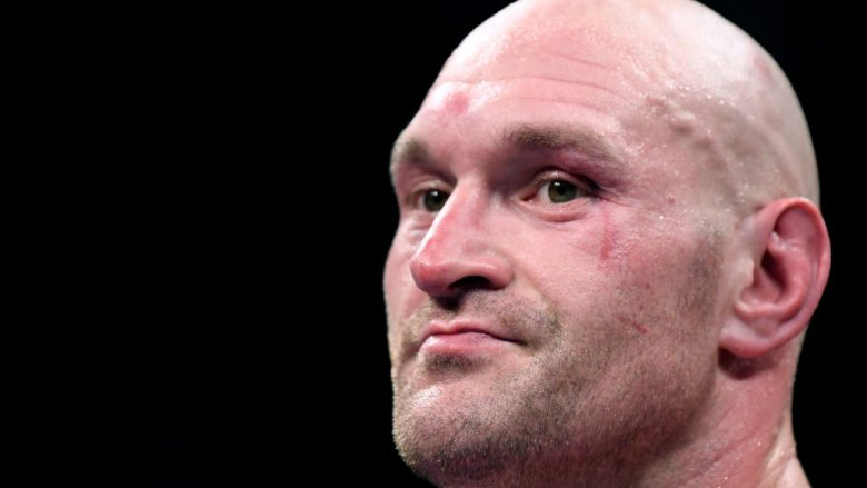 Tyson Fury  (Foto: Harry How/Getty Images/Guliver)