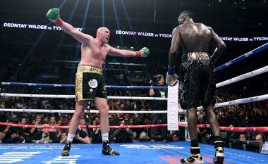 Rimeçi ndërmjet Wilder dhe Fury mund të rrezikohet, pasi britaniku do të duelojë në WWE