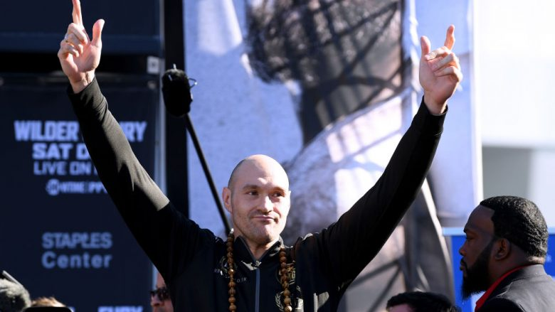 Tyson Furry krenar me transformimin e tij, Foto: Harry How/Getty Images/Guliver
