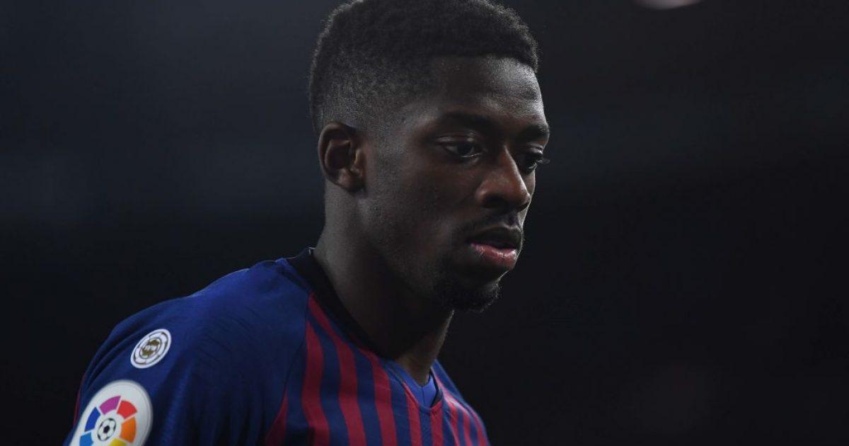 Barcelona i jep ultimatum Dembeles  nuk guxon ta ndal kurrë telefonin