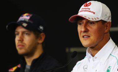 Progres në gjendjen shëndetësore të Schumacher, ai nuk është më i lidhur në aparaturat mjekësore