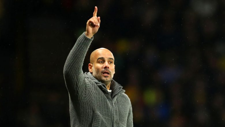 Josep Guardiola (Foto: Catherine Ivill/Getty Images/Guliver)