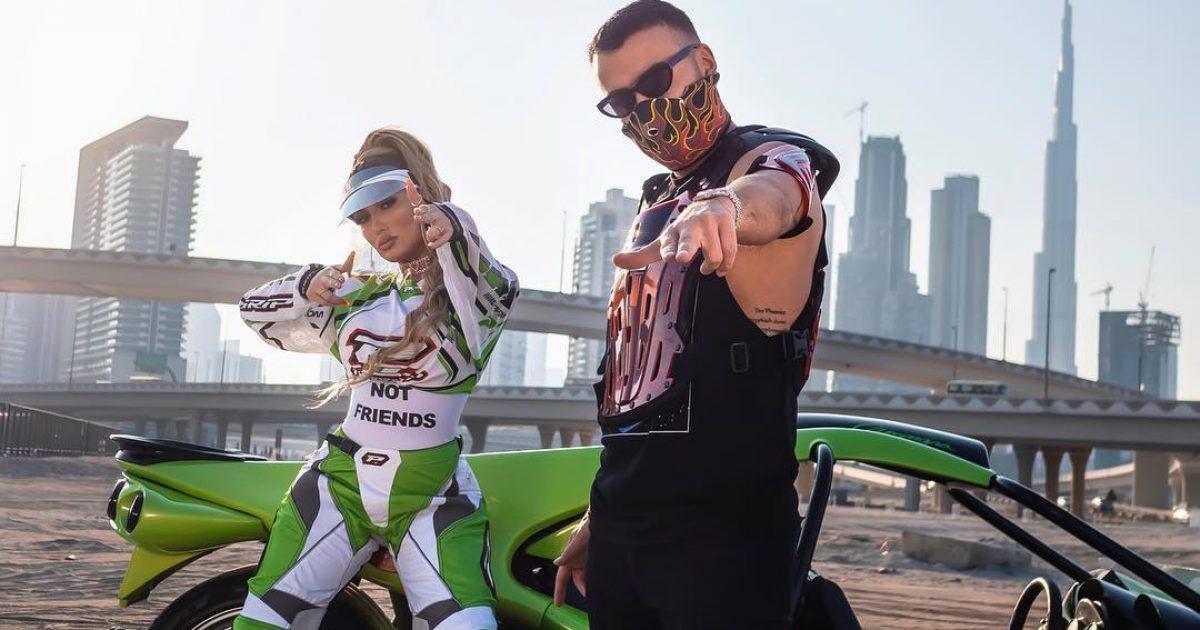 Klipi i duetit të Ardian Bujupit me Helly Luv është xhiruar në Dubai