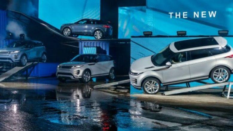 Bien shitjet në Kinë, Jaguar Land Rover bojkoton panairin e Gjenevës