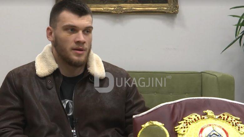 Flet Jurgen Uldedaj, ylli i ri i boksit shqiptar kampion në 'WBO Junior'