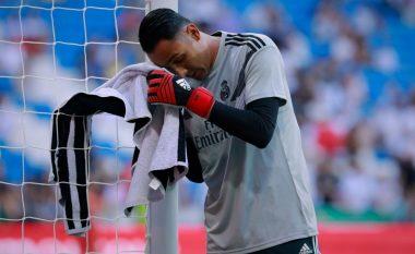 Navas është gati të largohet nga Real Madridi, i pëlqen Liga Premier