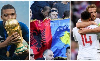 Brenda dy dite, futbolldashësit shqiptarë kanë mundësinë të shikojnë nga afër yjet Kane-Mbappe me shokë