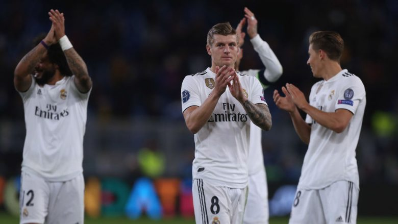 Toni Kroos (Foto: Paolo Bruno/Real Madrid via Getty Images/Guliver)