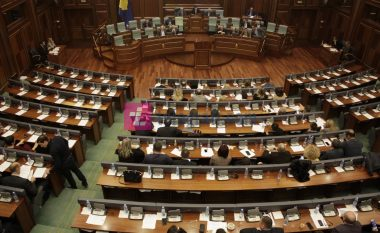 Kuvendi votoi krijimin e komisionit për krimet serbe në Kosovë