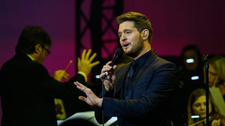 Michael Buble (Foto: Joerg Koch/Getty Images/Guliver)