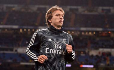 Modric refuzon ofertën e Realit për rinovimin e kontratës