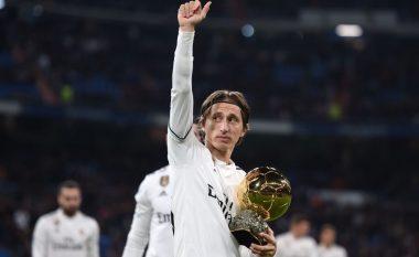 Interi nuk heqë dorë nga 'ëndrra' Modric