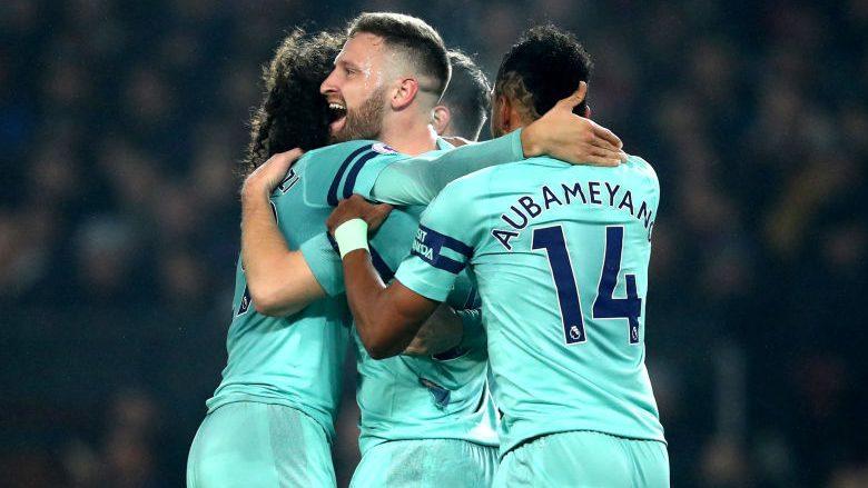 Mustafi i lumtur me ecurinë pozitive të Arsenalit: Na thanë se kurrë nuk do shkoni 20 ndeshje si të pamposhtur