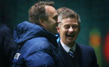 Solskjaer falënderon Molden që e lejoi të bëhet trajner i Unitedit: Mezi po pres të filloj drejtimin e Man Utd