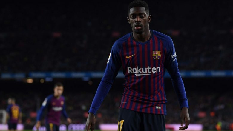 Oussame Dembele (Foto: David Ramos/Getty Images/Guliver)