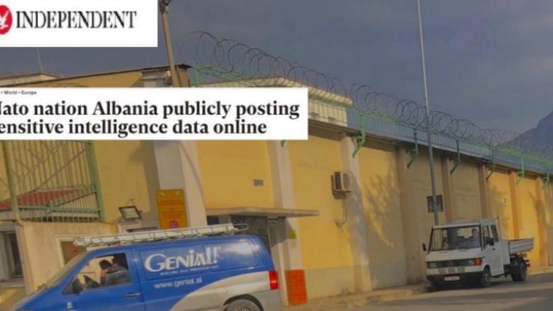 Skandaloze: Shqipëria publikon online të dhëna të agjentëve sekretë