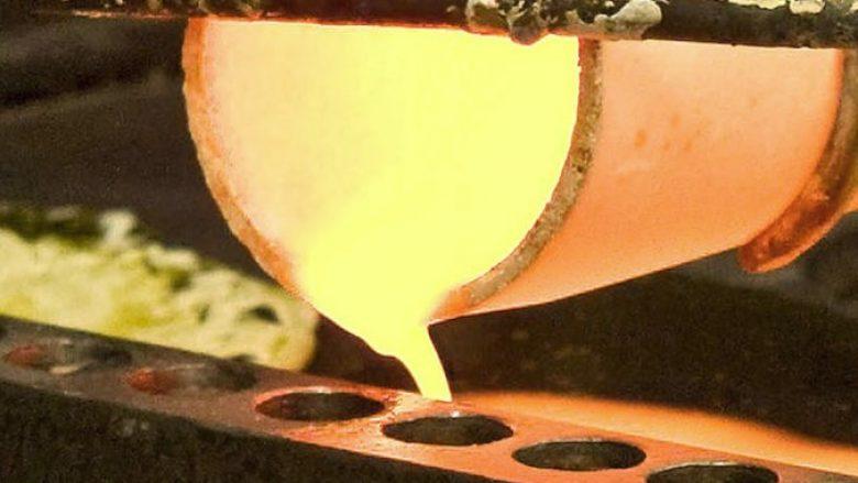 Paladiumi rrëzon arin nga froni si metali më i çmuar
