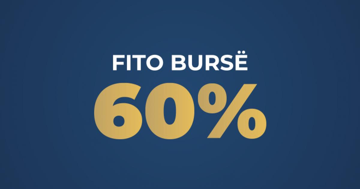 """Fito burse 60 për qind dhe vend pune me """"Prime Education"""""""