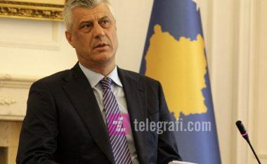 Thaçi: Amerika ka angazhim të theksuar që të përmbyllet konflikti Kosovë-Serbi