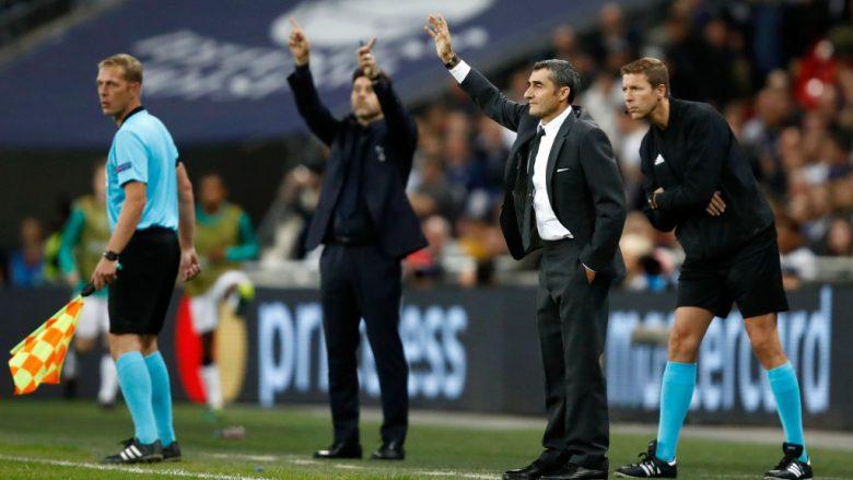 Valverde publikon listën anti-Tottenham me shumë yje e pak të rinj