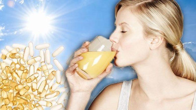 Vitamina D – pija më e mirë e mëngjesit për ta parandaluar mungesën e saj