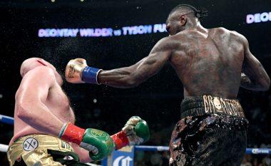 Raporti i duelit: Fury vs Wilder