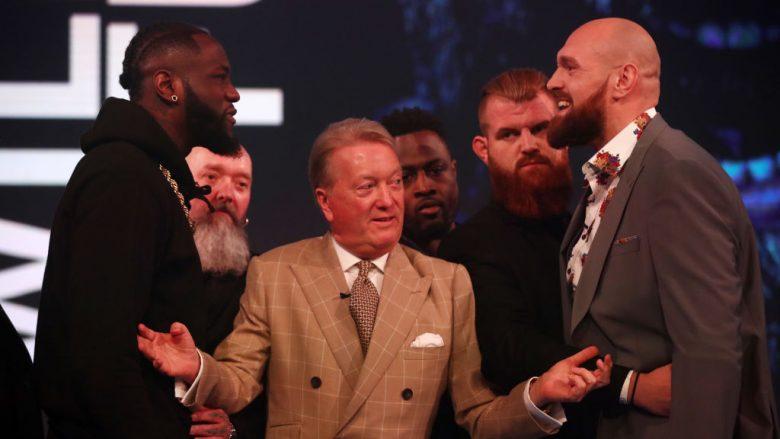 Kampi i Furyt kërkon hetim nga WBC lidhur me ndarjen e pikëve në meçin kundër Wilder