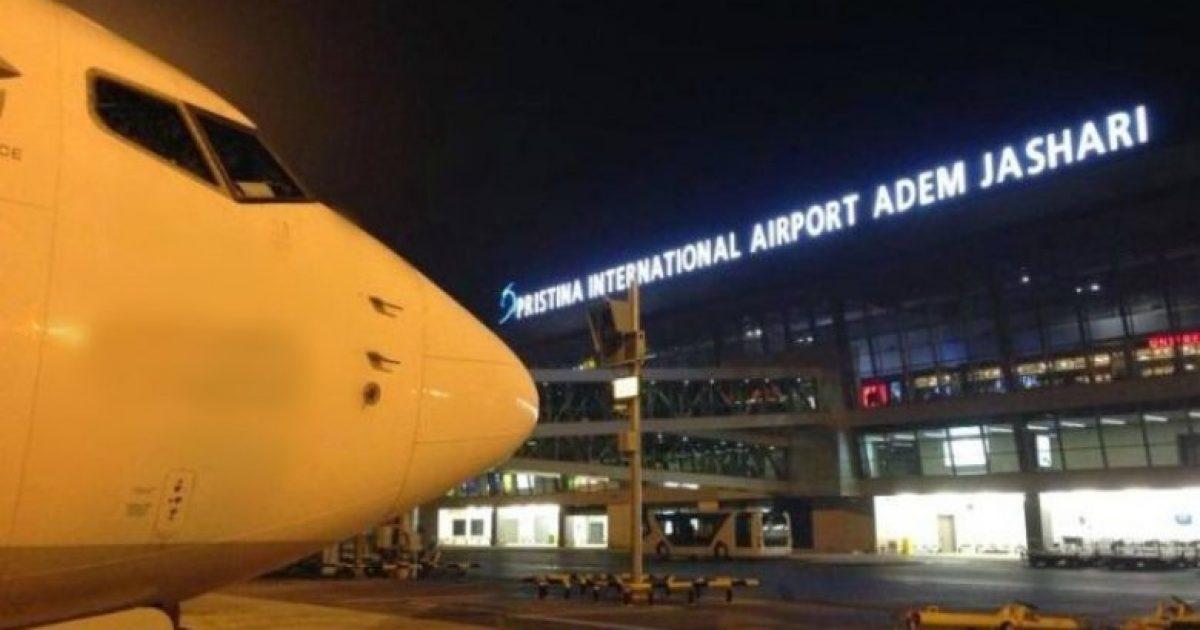 """Serbia propagandë për Aeroportin """"Adem Jashari"""""""