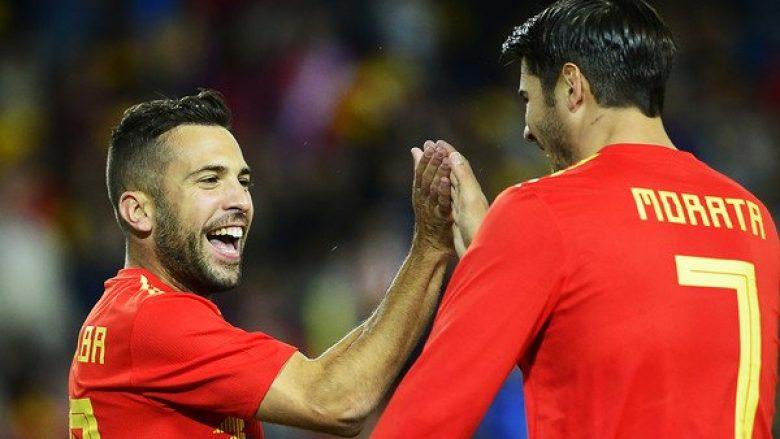 Alba: Morata është i mirëpritur te Barcelona