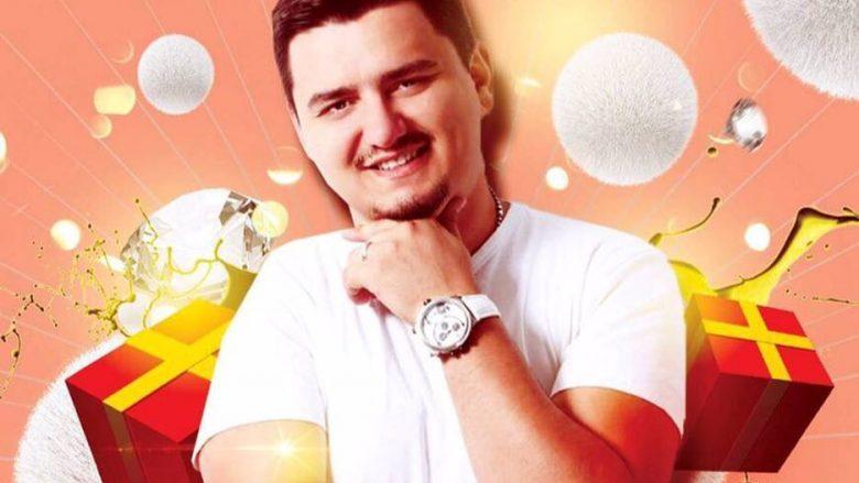 Alban Mehmeti sjell këngën e re për festat e fundvitit